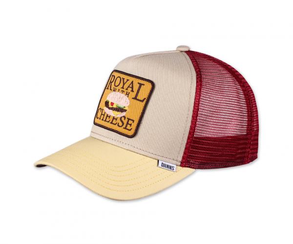 Trucker Cap HFT Food RoyalCheese