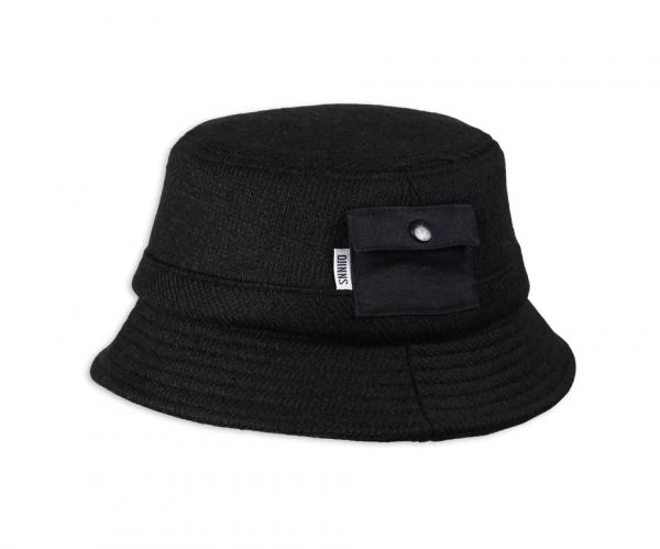 Bucket Hat R/L Knit