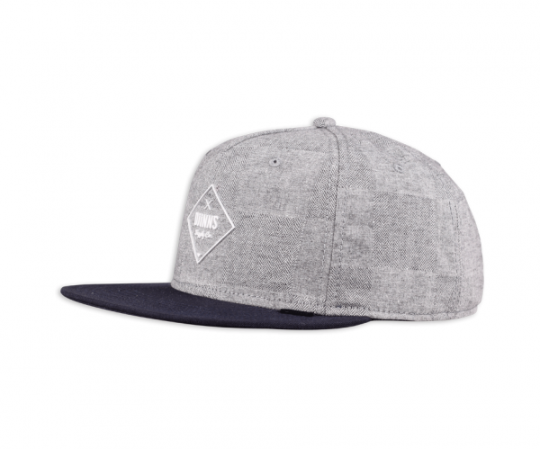 5 Panel Snapback Cap Checkfish