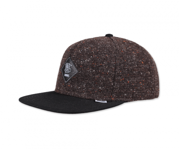 6 Panel Snapback Cap Ultra Spots