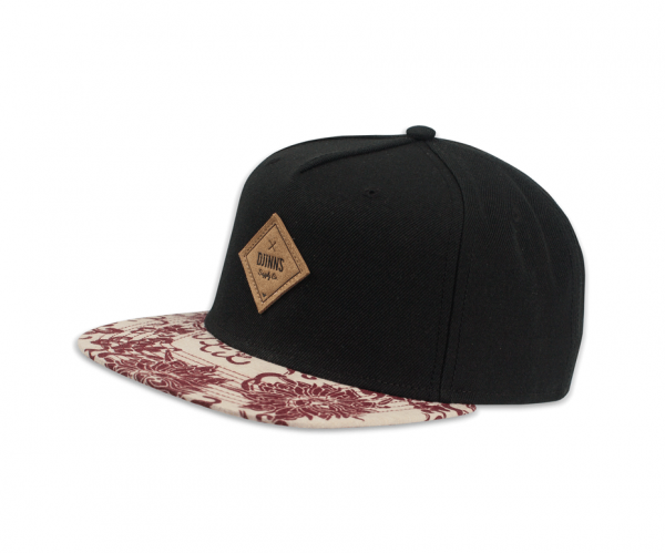 5 Panel Snapback Cap CP Feather