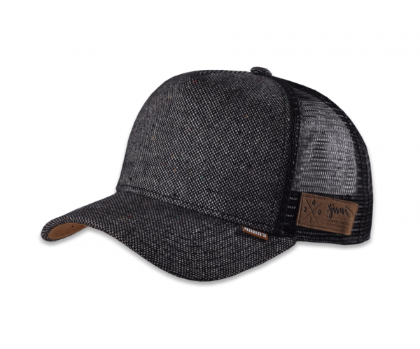 Trucker Cap HFT Spotted Tweed