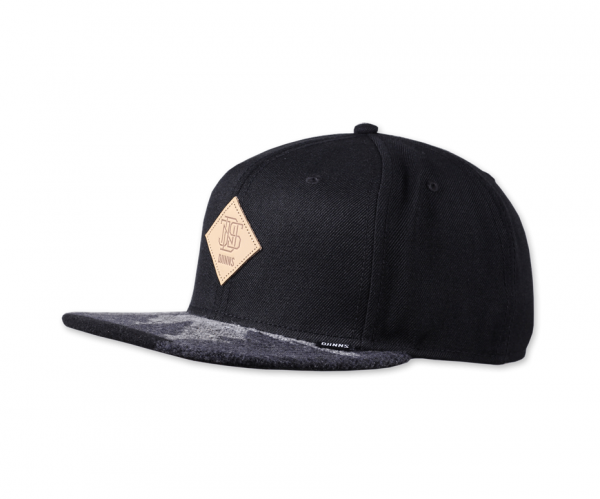 6 PANEL SNAPBACK CAP WOOL AZTEK