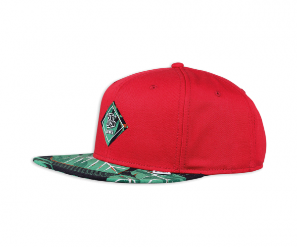 6 Panel Snapback Cap CP New Reversed
