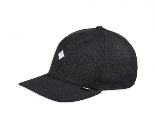 6 Panel Snapback Cap Truefit 2.0 Stretch Wool