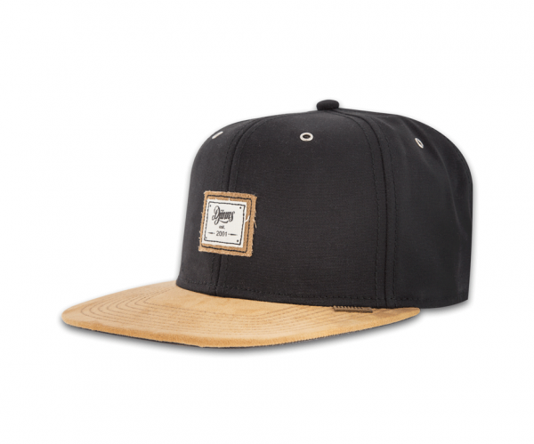 6 Panel Snapback Cap 10oz Canvas