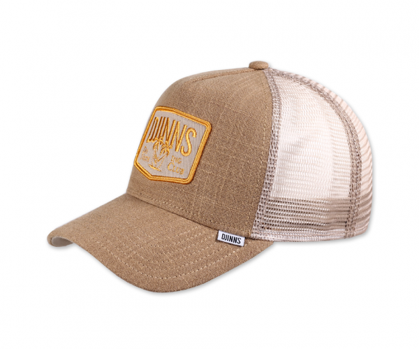 Trucker Cap HFT Hippy Canvas