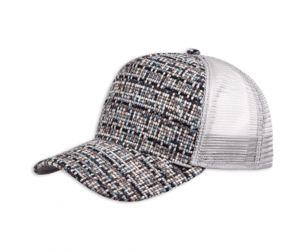 Trucker Cap HFT Bubble Tweed
