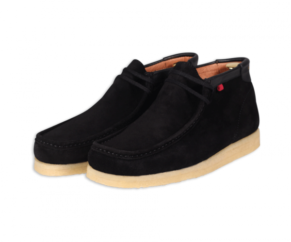 Genesis High Cow-Suede