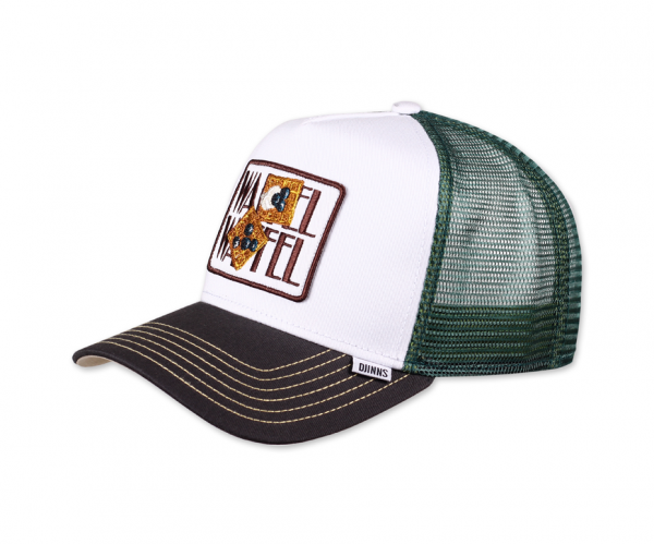 Trucker Cap HFT Food Waffel