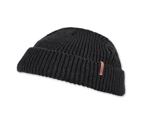 Super Short Beanie R/L Knit