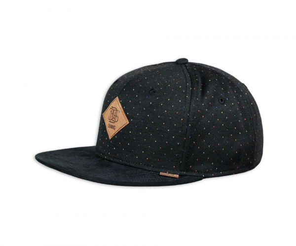 6 Panel Snapback Cap FineDots