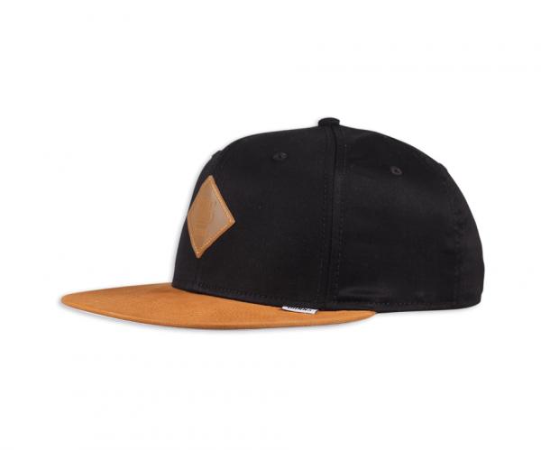 6 PANEL SNAPBACK CAP SUPER TWILL