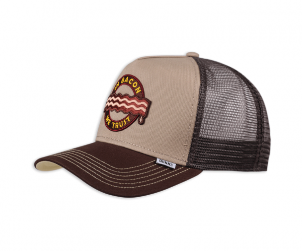 Trucker Cap HFT Food Bacon