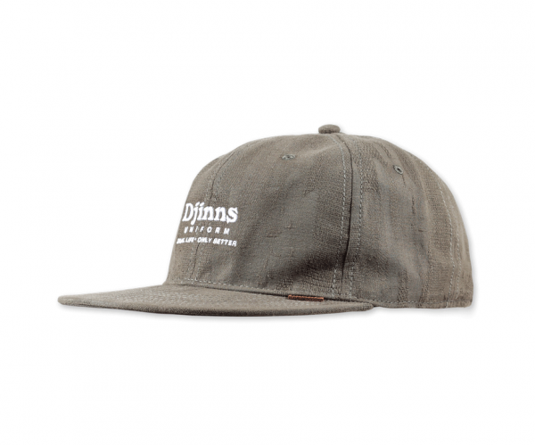 6 PANEL SNAPBACK CAP DECONSTRUCTED REAL BETTER