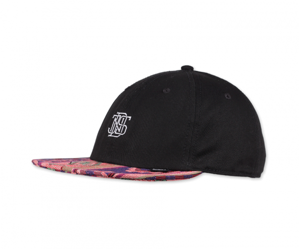 6 PANEL SNAPBACK CAP DECONSTRUCTED AZTEK