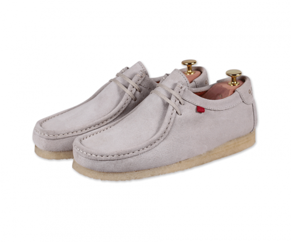 Genesis Low Cow-Suede